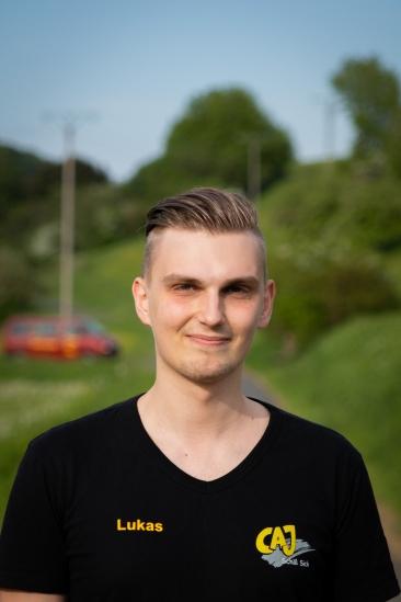1. Vorsitzender Lukas Kletsch